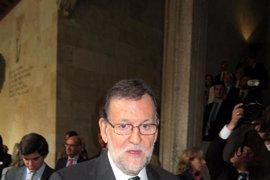 Rajoy tranquilo a la espera de conocer la postura del PSOE
