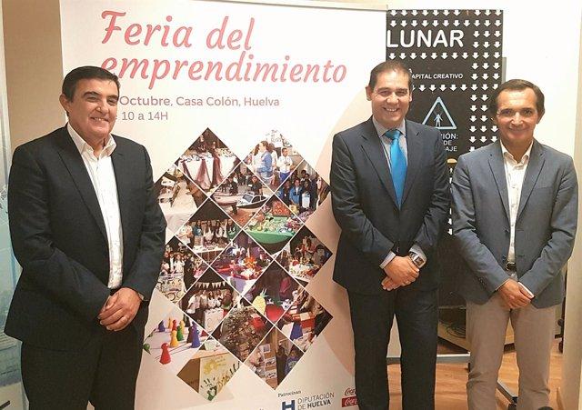 Ceada, Zarza  y Ramos, feria del emprendimiento