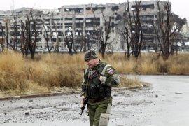 Muere en un atentado un destacado comandante de las milicias separatistas del este de Ucrania