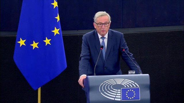 Juncker dice que el 'Brexit' no amenaza a la UE