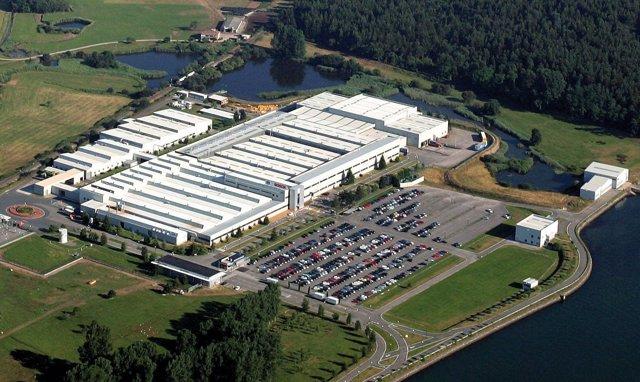 Fábrica de Robert Bosch en Treto