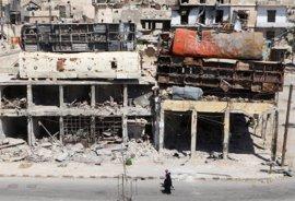 MSF denuncia el bombardeo de instalaciones sanitarias en el este de Alepo por parte de Damasco y Rusia