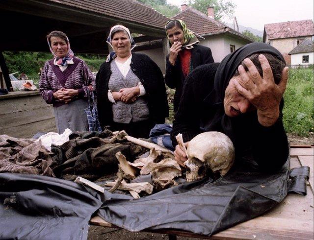 Matanza De Srebrenica