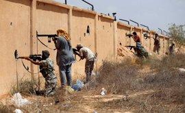 Estados Unidos lanza ataques aéreos en Sirte contra el Estado Islámico