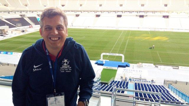 El Director De Medios Y CRM De Danone, Carlos Bosch