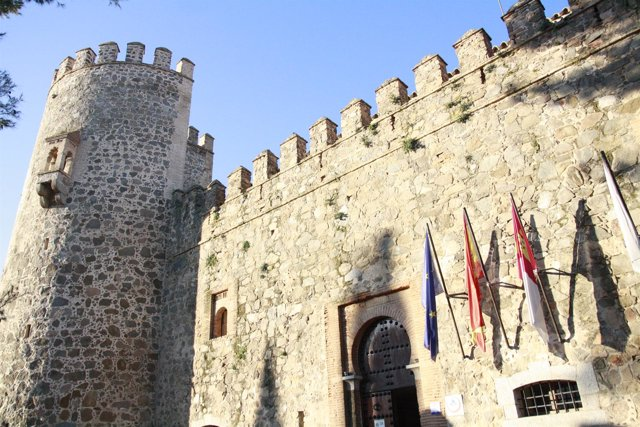 Castillo, San Servando, Piedra, Toledo