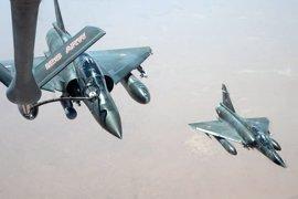 Al menos 20 milicianos de Estado Islámico muertos en bombardeos de la coalición en Siria