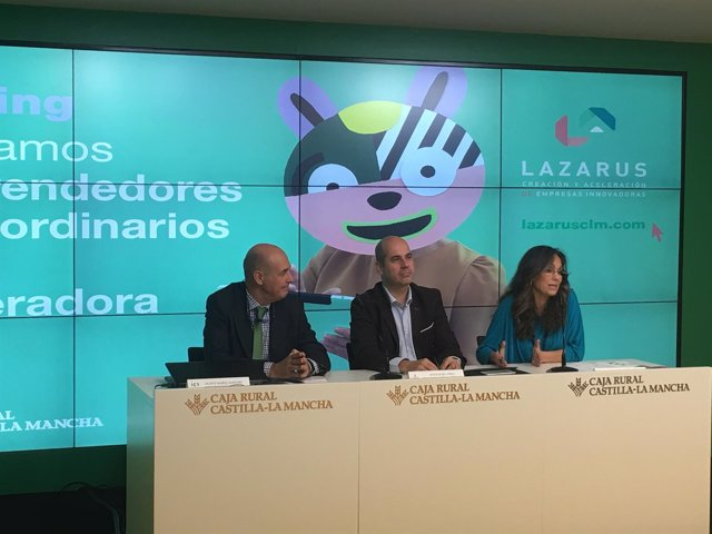 Fundación Caja Rural Proyecto Lazarus