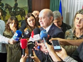 Fernández Díaz: la grabación de la reunión con Daniel de Alfonso no se hizo desde el exterior del despacho