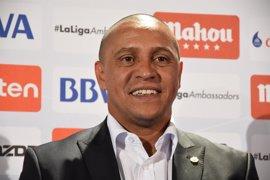 """Roberto Carlos: """"Zidane debería estar en el Real Madrid las próximas 15 temporadas"""""""