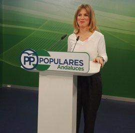 """PP-A llevará al Debate de la Comunidad la Andalucía """"real"""" frente a la """"idílica"""" de Díaz"""