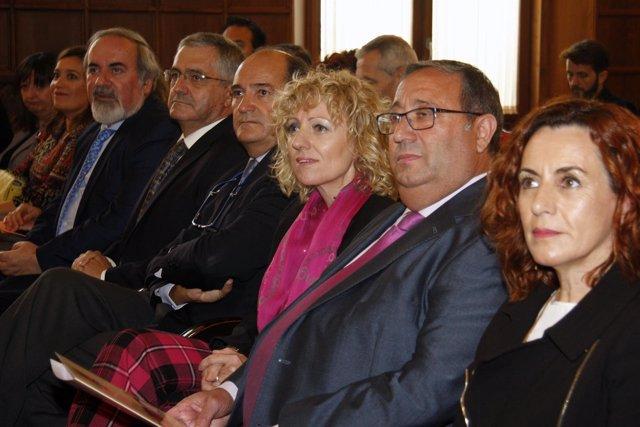 Díaz Tezanos en la jornada de networking de igualdad en empresas