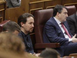 """PNV a Pablo Iglesias: """"Si sabe hacer política se puede sacar mucho juego al Parlamento"""""""