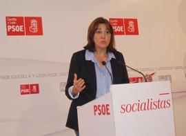 """Soraya Rodríguez (PSOE) rechaza que se abstengan unos pocos diputados porque sería hacerlo con """"un manto de vergüenza"""""""