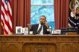"""Obama denuncia que """"la austeridad ha contribuido a ralentizar el crecimiento europeo"""""""
