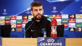 """Piqué: """"Ganando al City casi te aseguras la primera posición"""""""