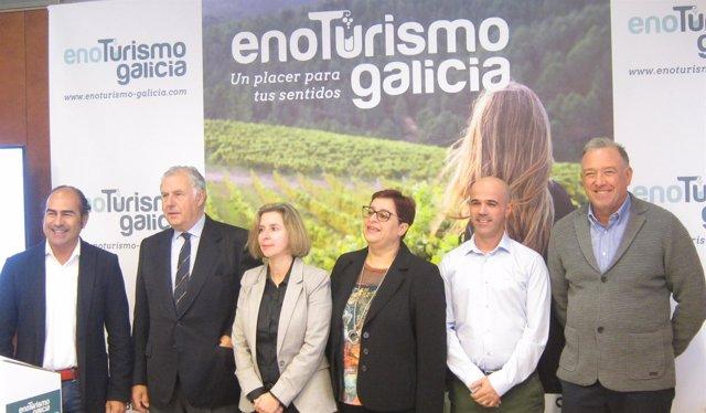 Nace la marca Enoturismo Galicia
