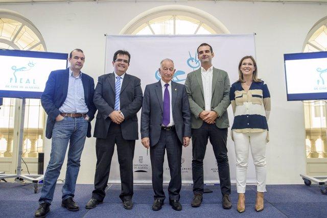 Diputación y Ayuntamiento de Almería renuevan su colaboración en Fical.