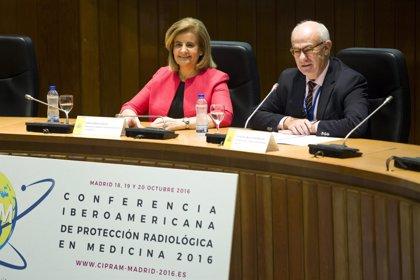 Arranca en Madrid en la Conferencia Iberoamericana de Protección Radiológica en Medicina