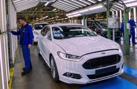 Cada euro de valor añadido logrado por Ford genera 6,52 euros de riqueza en España