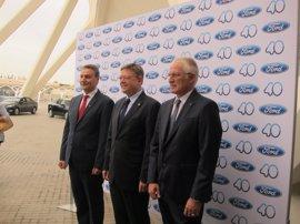 """Ford asegura que estará en Almussafes (Valencia) """"por lo menos otros 40 años más"""""""