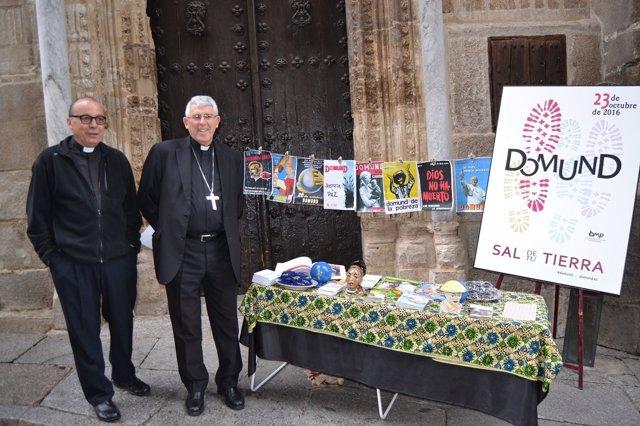 NP DOMUND 2016: Diócesis De Toledo Colabora Con Las Misiones