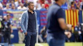 """Luis Enrique: """"Es un aliciente enorme jugarnos el liderato ante el City"""""""