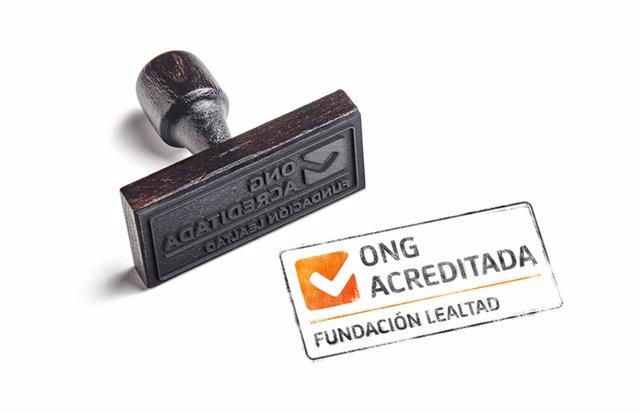 Sello Fundación Lealtad para ONG