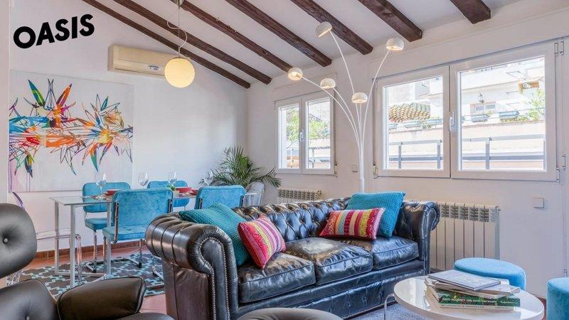 el alquiler de viviendas particulares con servicios