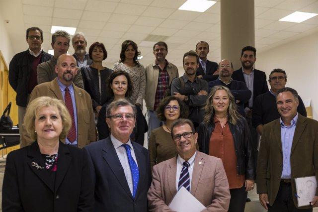 UCLM: La UCLM, Sede De La Comisión Sectorial De Proyección Cultural Y Social Del