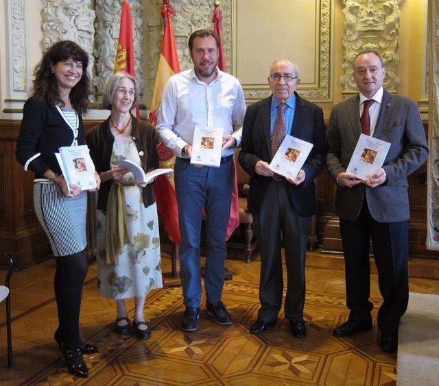 Presentación del libro 'Religión y Sociedad en Valladolid y su Obispado'
