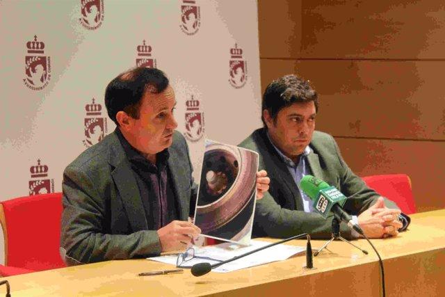 El alcalde de Coslada Ángel Viveros