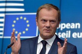 Tusk apela a la responsabilidad de los líderes europeos para alcanzar un acuerdo sobre el CETA este viernes