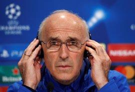 """Daniliants: """"Tenemos que igualar la intensidad del Atlético de Madrid"""""""