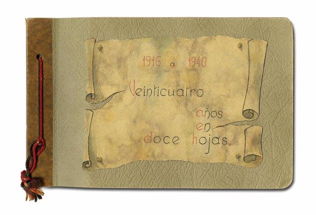 Álbum de Jose Oltra,  1916-1940, Fototeca de la Diputación Provincial de Huesca
