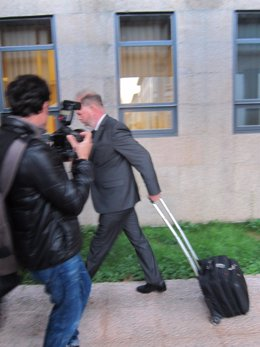 Frans Heijnen, uno de los peritos designados por QBE