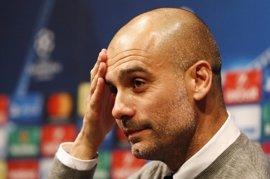 """Guardiola: """"No llamé a Messi, deseo que acabe su carrera en el Barça"""""""