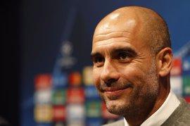 """Guardiola: """"Necesitamos puntos para pasar y venimos a intentarlo"""""""