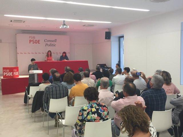 Consejo de los Socialistas de Mallorca
