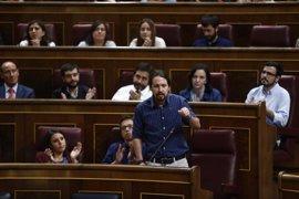Cargos de Podemos reivindican su trabajo parlamentario frente a la opinión de Iglesias