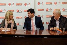 """UGT y CCOO hacen un llamamiento a la """"cordura"""" del Gobierno ante el futuro de Gibraltar"""