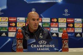 """Zidane: """"Hemos fallado más de lo habitual en defensa"""""""