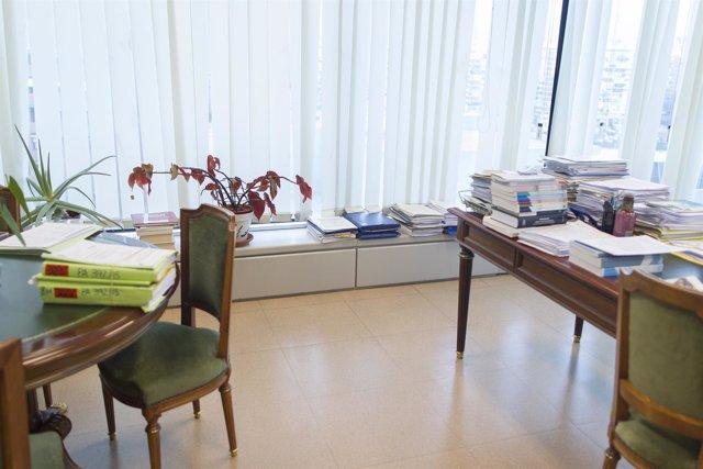 Oficinas de la  Audiencia Provincial de la Comunidad de Madrid, justicia