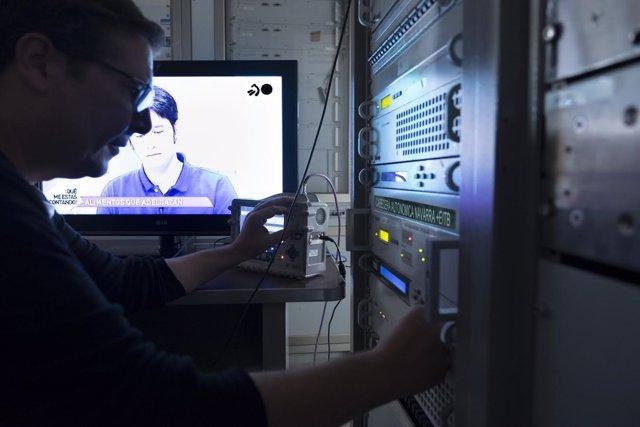 EiTB retoma sus emisiones por TDT en la Comunidad foral