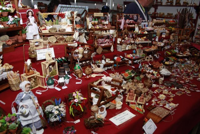 Feria de Artesanía, FARCAMA, Belenes, Stand