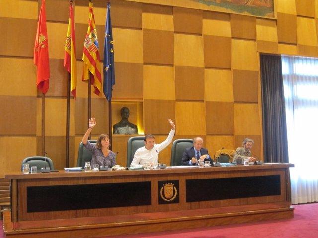 Comisión de Pleno de Urbanismo