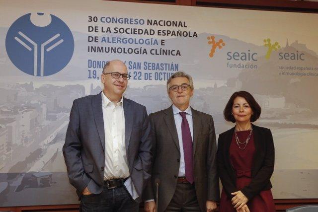 Congreso SEAIC.