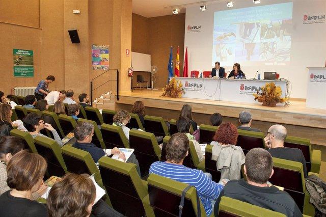 El ISLPN ha celebrado una jornada sobre envecimiento y ejercicio físico.
