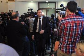 Marjaliza regaló al exsecretario del PSOE en Madrid Tomás Gómez una tele de 5.000 euros