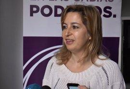 """Podemos: Susana Díaz """"se equivoca de adversario"""" en el Debate de Estado de la Comunidad"""